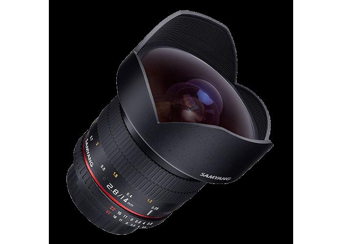 Samyang 14mm f2.8 ED AS IF UMC Lens - Canon - 1