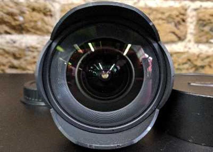 Samyang 14mm f2.8 (Ef mount) - 2