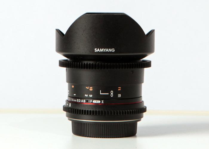 SAMYANG 14mm T3.1 - 1