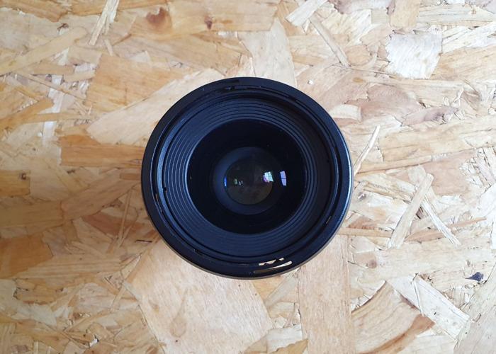 Samyang 35mm T1.5 VDSLR AS UMC EF Lens - EF Mount - 2