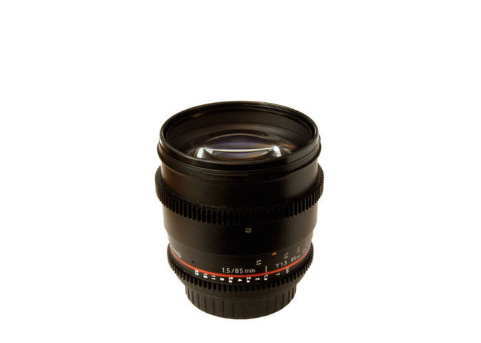 Samyang 85mm Cine Lens - 1