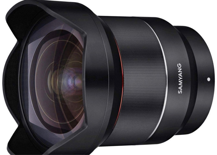Samyang AF 14mm ultra wide lens for Sony E Mount - 1