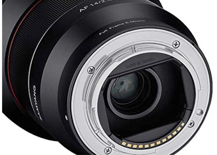 Samyang AF 14mm ultra wide lens for Sony E Mount - 2