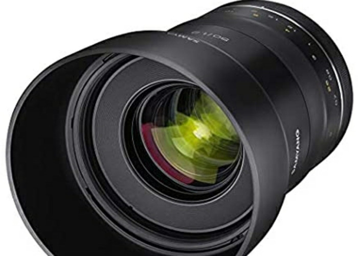 Samyang XP 50mm 1.2 for Canon EF - 1