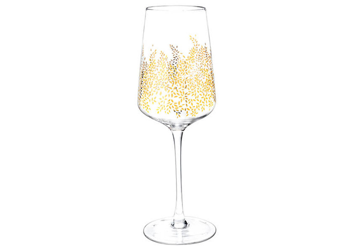 Sara Miller Chelsea Collection Set of 4 Wine Glasses - 2