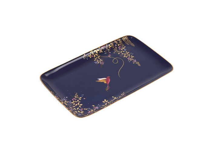 Sara Miller Chelsea Collection Trinket Tray - 2