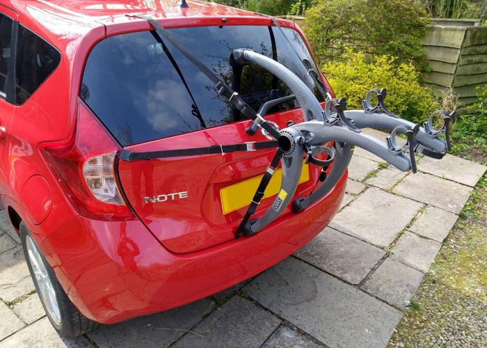 Saris Bones 2 Bike Rack (Car Cycle Carrier) - 2