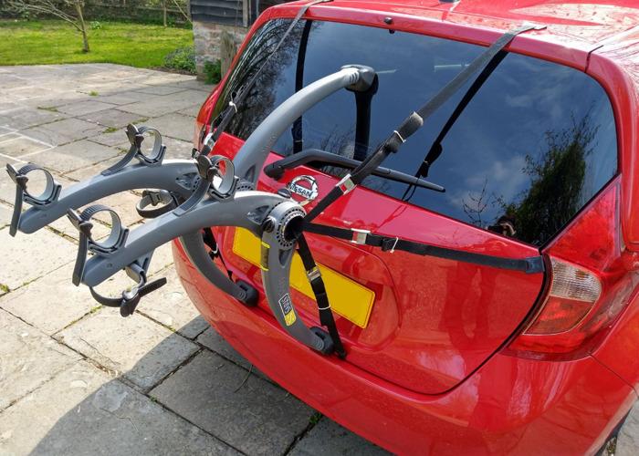 Saris Bones 2 Bike Rack (Car Cycle Carrier) - 1