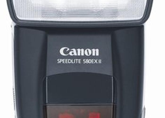 SB 580 EX II Flash - 1