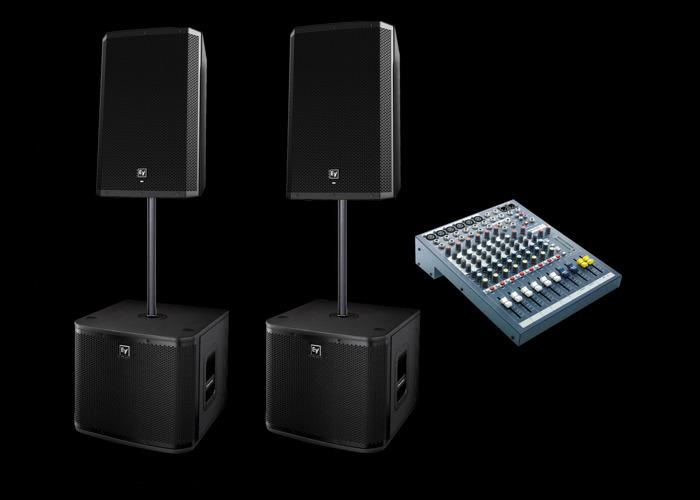 SB Sound Kit 1.3k - 1