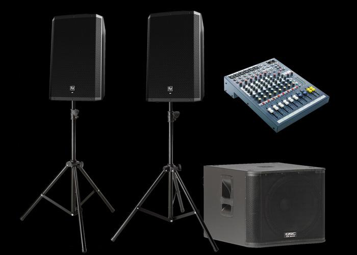 SB Sound Kit 1.5k - 1