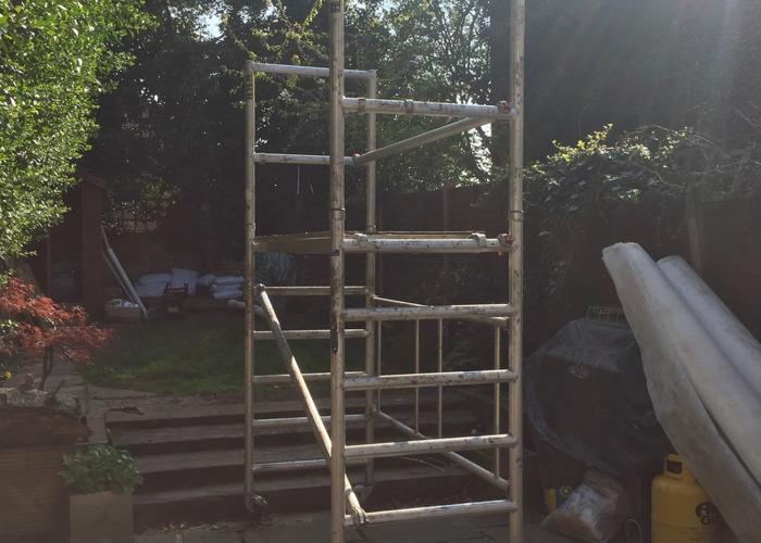 Scaffold Work Tower Youngman Mini Max - 1