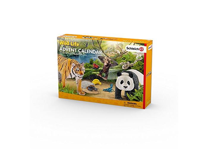 Schleich 97433 Wild Life Advent Calendar 2017 - 1