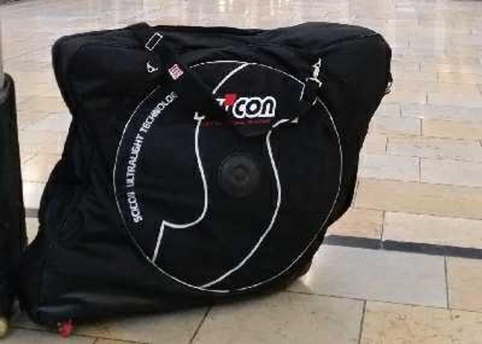 Scicon AeroComfort 2.0 bike bicycle travel bag - 1