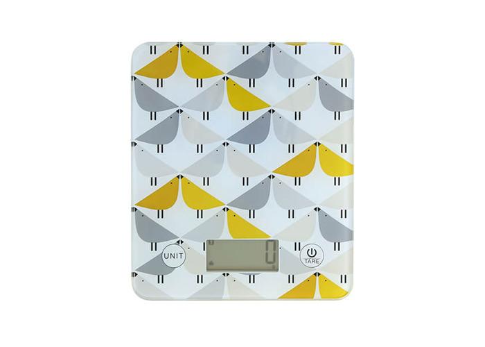 Scion Living Lintu Dandelion & Pebble Electronic Kitchen Scales - 1