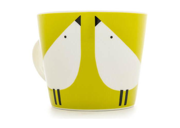 Scion Living Lintu Sunshine & Ceramic 350ml Mug - 1