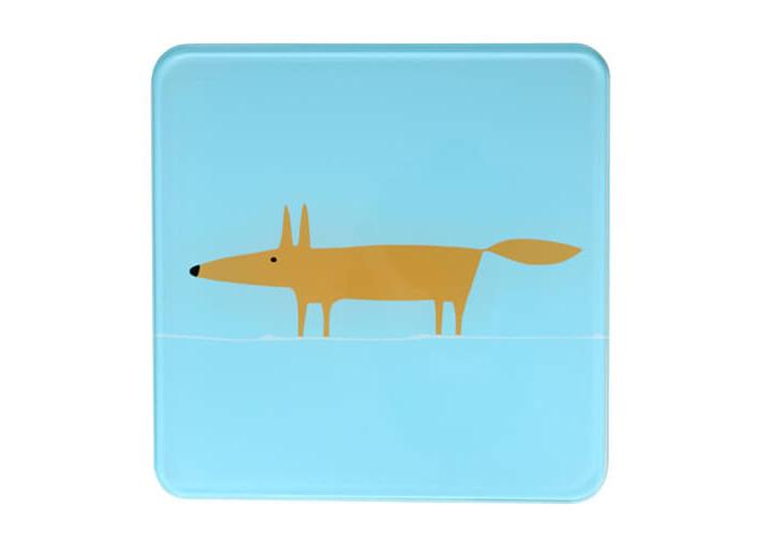Scion Living Mr Fox Blue Hot Pot Stand - 1