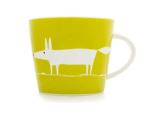 Scion Living Mr Fox Citrus 350ml Mug - 1