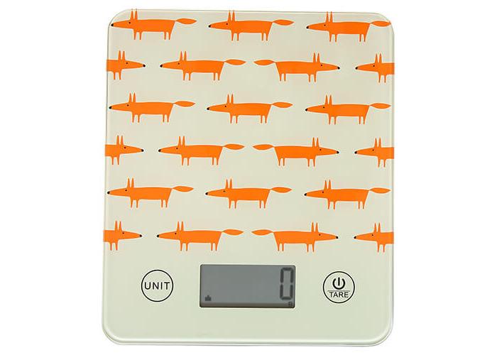 Scion Living Mr Fox Stone Electronic Kitchen Scales - 1