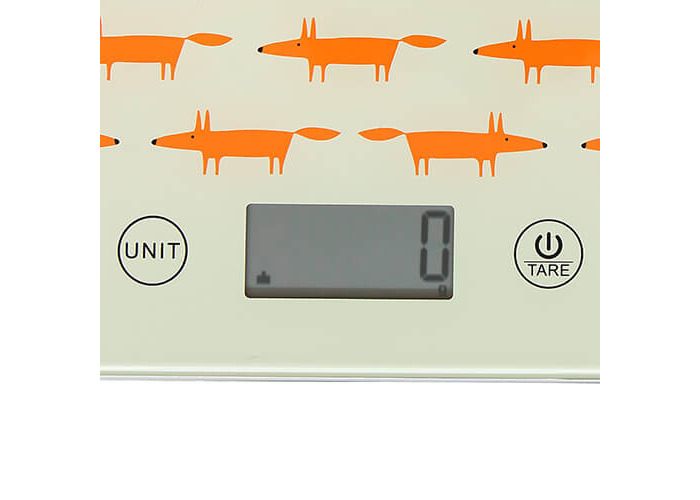 Scion Living Mr Fox Stone Electronic Kitchen Scales - 2