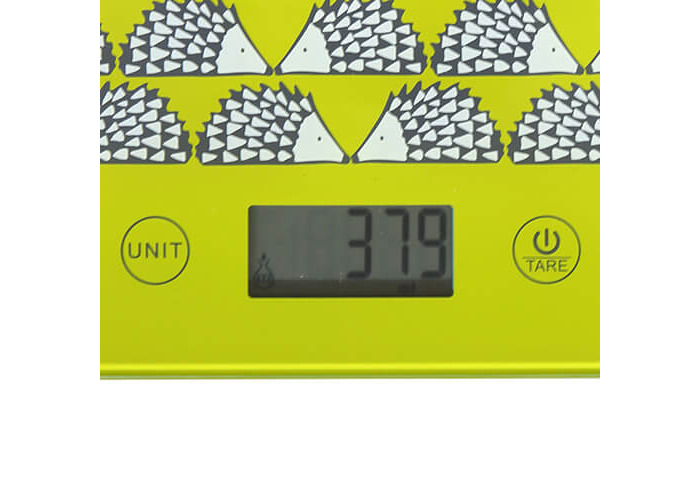 Scion Living Spike Green Electronic Kitchen Scales - 2