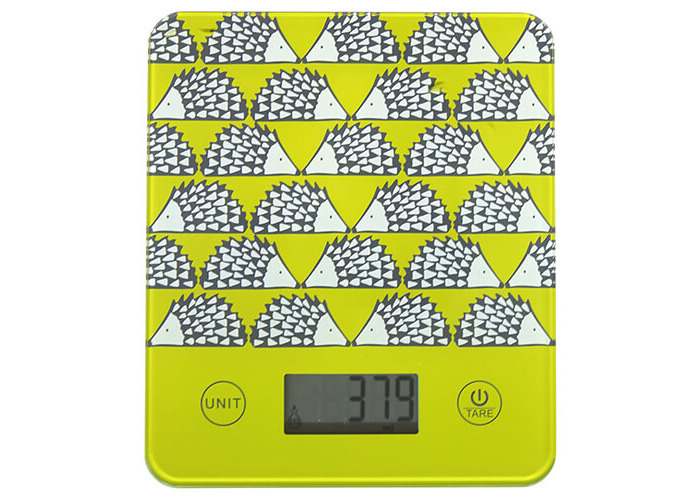 Scion Living Spike Green Electronic Kitchen Scales - 1