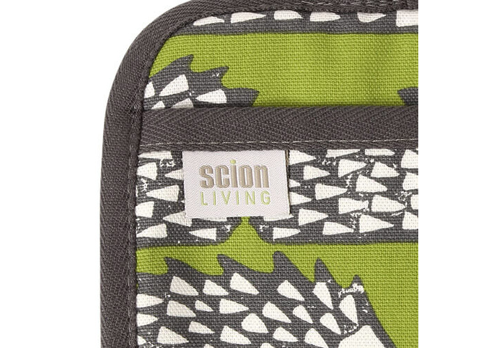 Scion Living Spike Green Pot Holder - 2