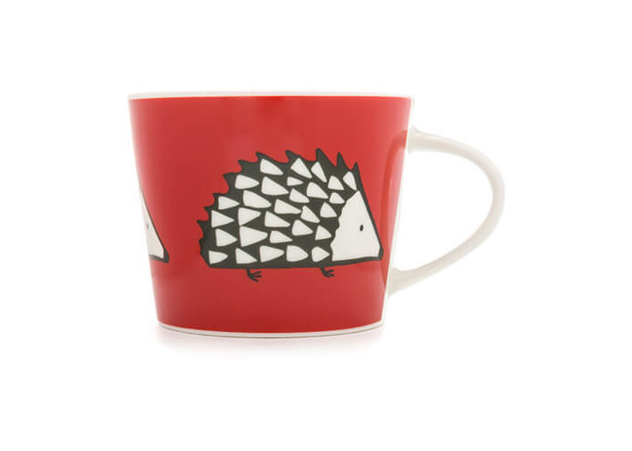 Scion Living Spike Red 250ml Mini Mug - 1
