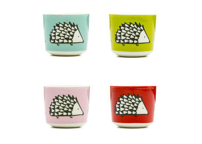 Scion Living Spike Set Of 4 Egg Cups - 2