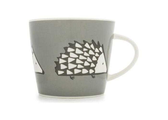 Scion Spike Mug, Grey, 0.35 Litre - 1