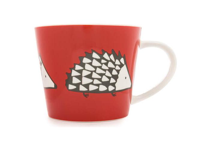 Scion Spike Mug, Red, 0.525 Litre - 1