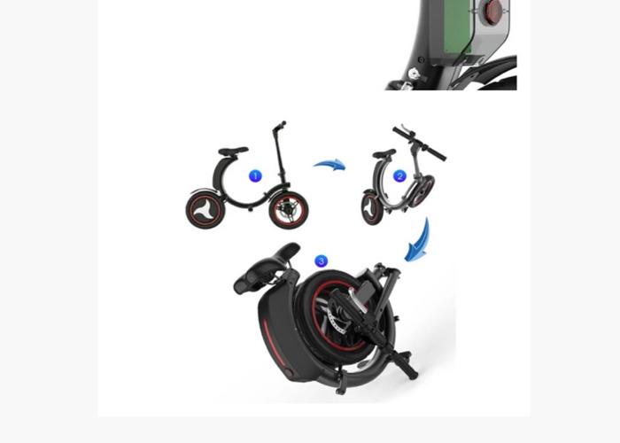 Scooter – Helliot Design Track - 2