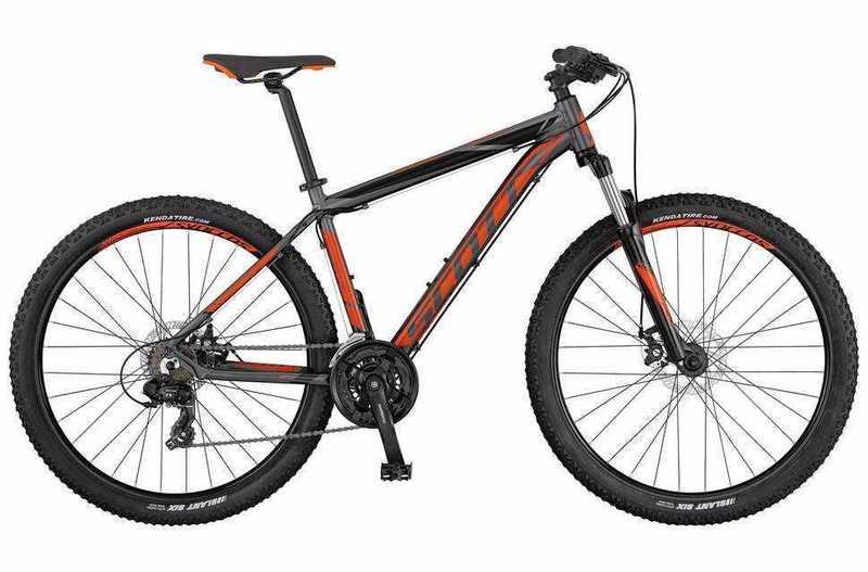 Scott Aspect 970 29er Mountain Bike 2017 - 1