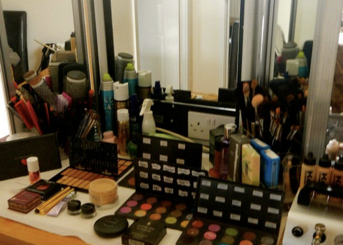 Screenface make up mirror - 1