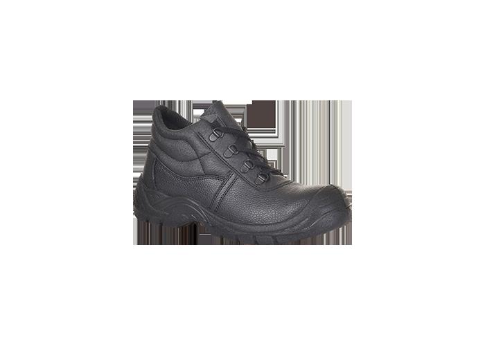 Scuff Cap Boot  36/3 S1P  Black  36  R - 1