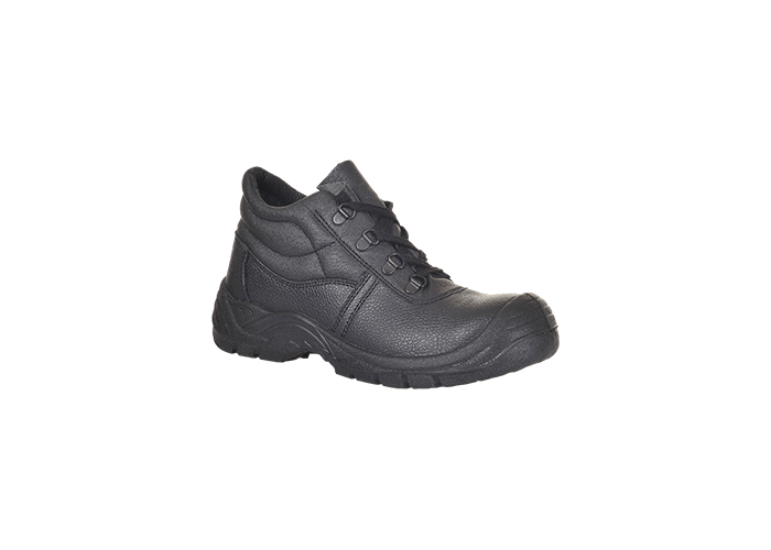 Scuff Cap Boot  37/4 S1P  Black  37  R - 1
