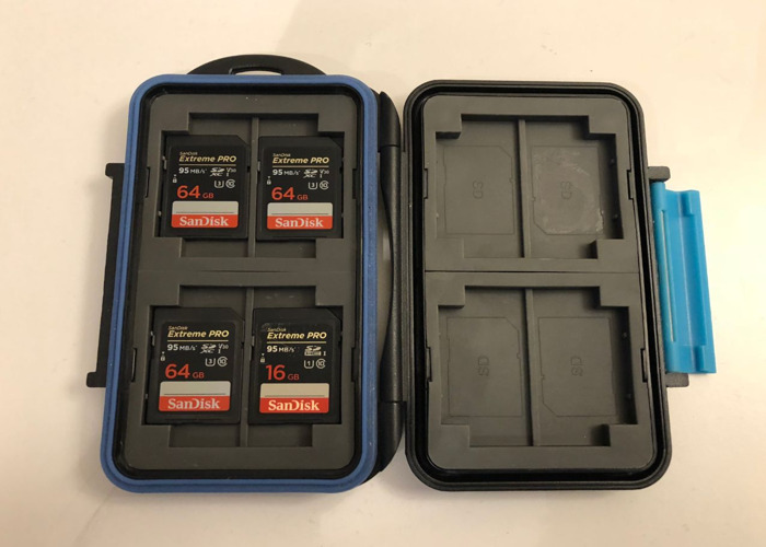Sd card 64 gb sandisk extreme pro 95 mb (4x) - 2