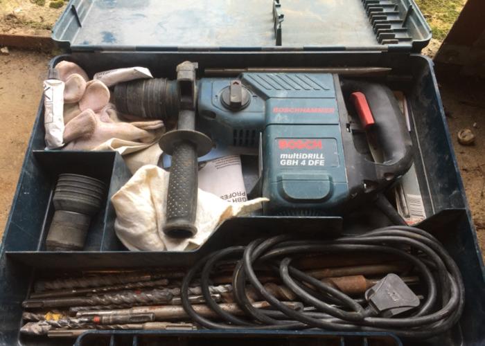 SDS Drill 240v - 1