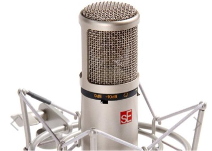 SE 2200a Condenser Studio Mic - 1