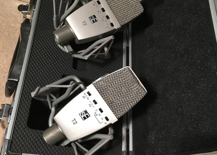 SE Electronics T2 Condensor Mics - 2