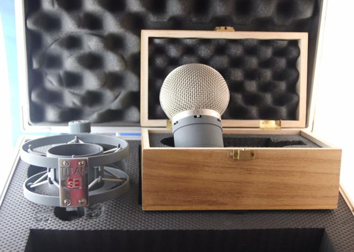 Se Electronics Titan Microphone - 1