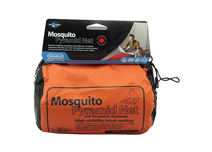 Sea to Summit Mosquito Net AMOSDP Double with Permethrin Treatment - 1