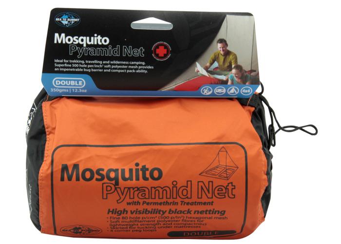 Sea to Summit Mosquito Net AMOSDP Double with Permethrin Treatment - 2