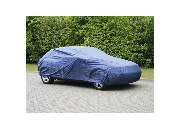 Sealey CCEL 4300 x 1690 x 1220mm Large Lightweight Car Cover - 1