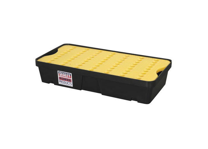 Sealey DRP31 30ltr Spill Tray with Platform - 1