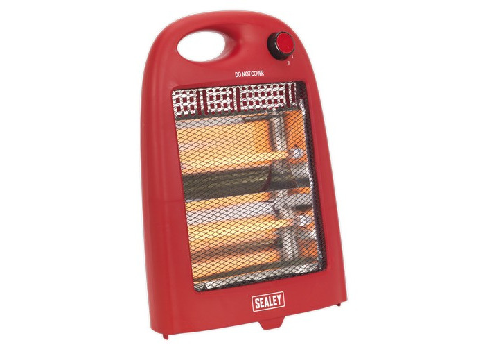 Sealey IRH800W Quartz Heater 800W 230V - 1