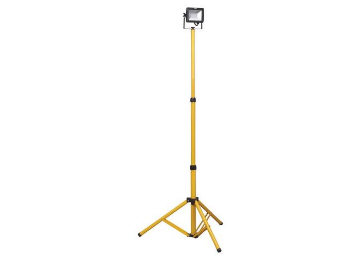 Sealey LED099 Telescopic Floodlight 10W SMD LED 110V - 1