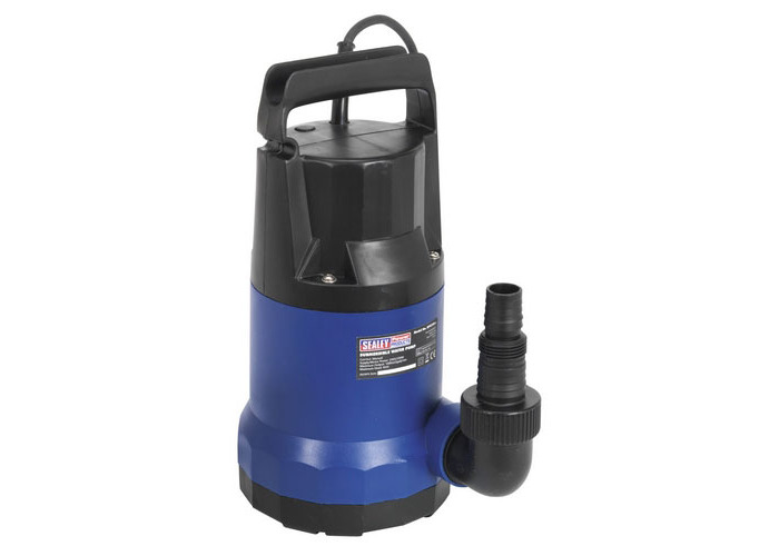 Sealey WPC100 100ltr/min Submersible Water Pump - 1