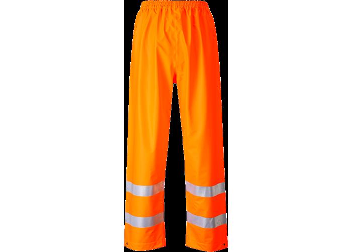 Sealtex Flame Hi-Vis Trousers  Orange  Medium  R - 1
