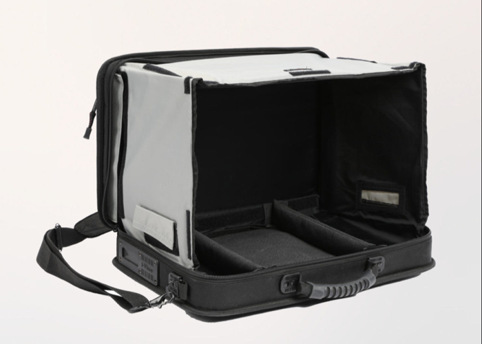 Seaport i-visor Laptop case with stand - 1